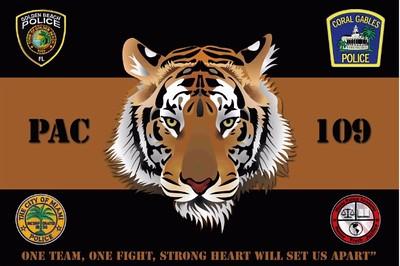 PAC 109 Flag