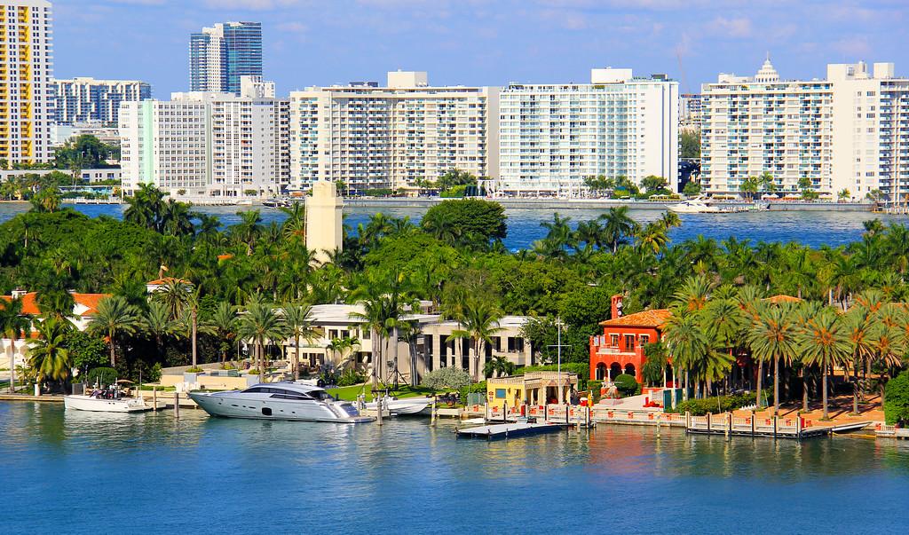 Miami and Miami Beach, Florida