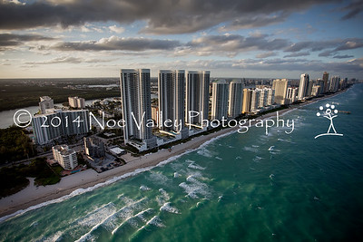 miami aerial photos