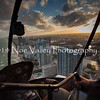 Took a Heli trip to catch the sunset over downtown. Clouds had there way with me so I had to settle.