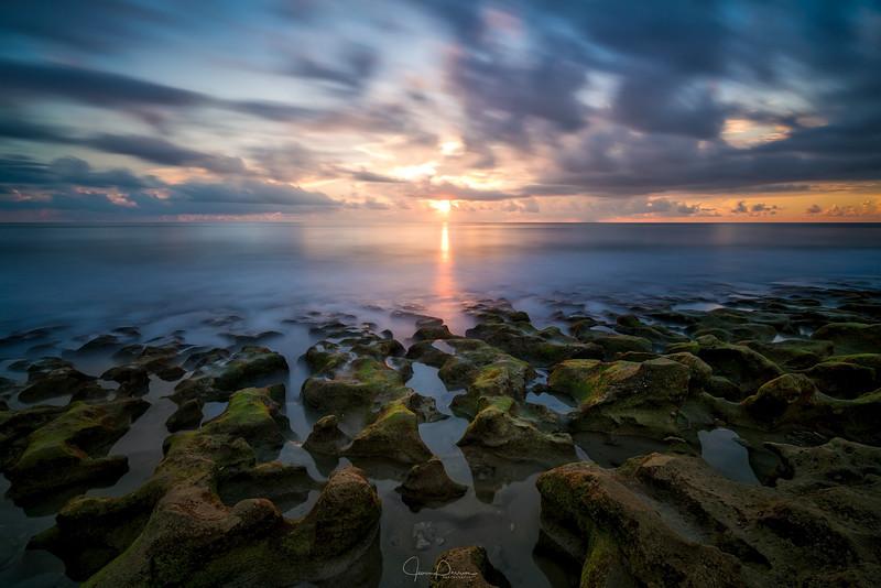 Blowing Rocks by Jean