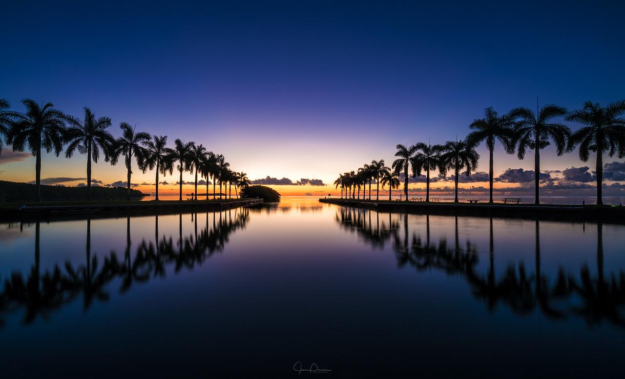 Deering Estate Sunrise Miami