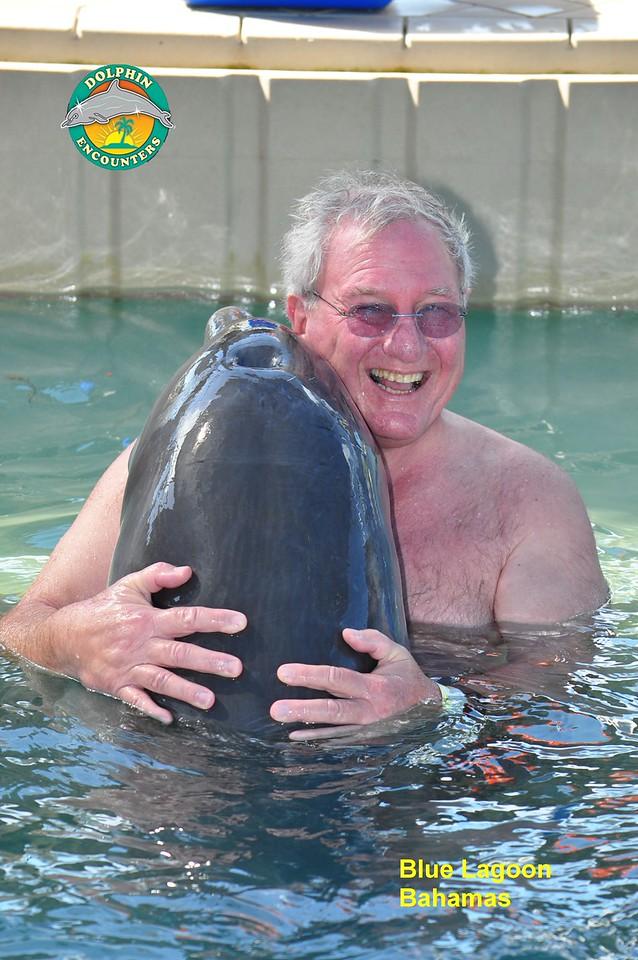 Dolphin Hugs, Nassau