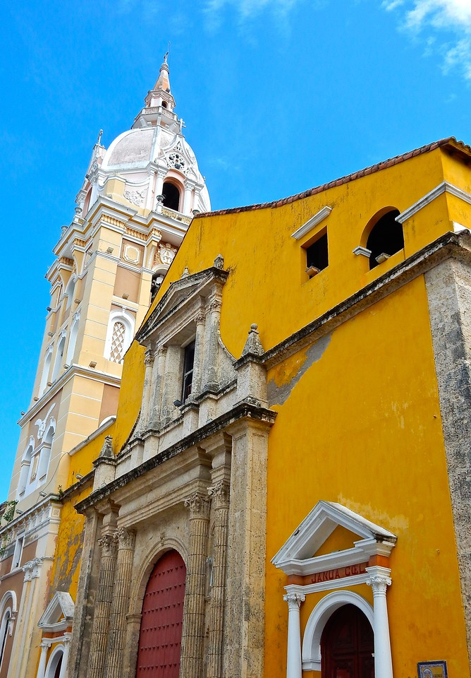 Cartagena Church