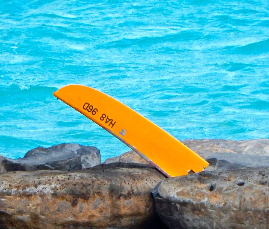 Broken Outrigger, Maui, Hawaii