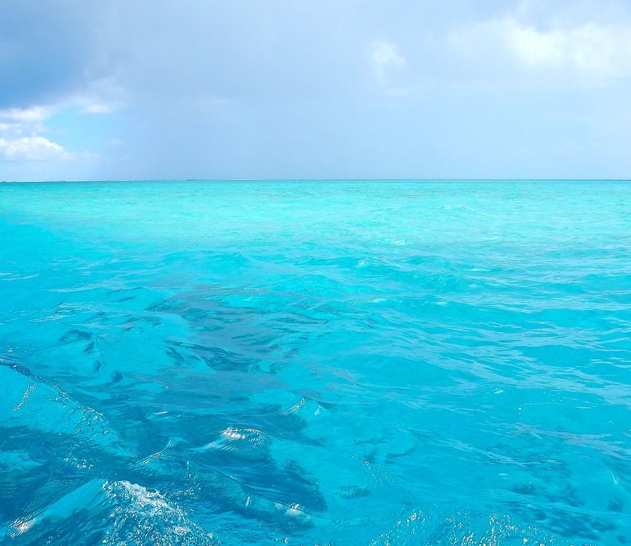 Bora Bora Blue
