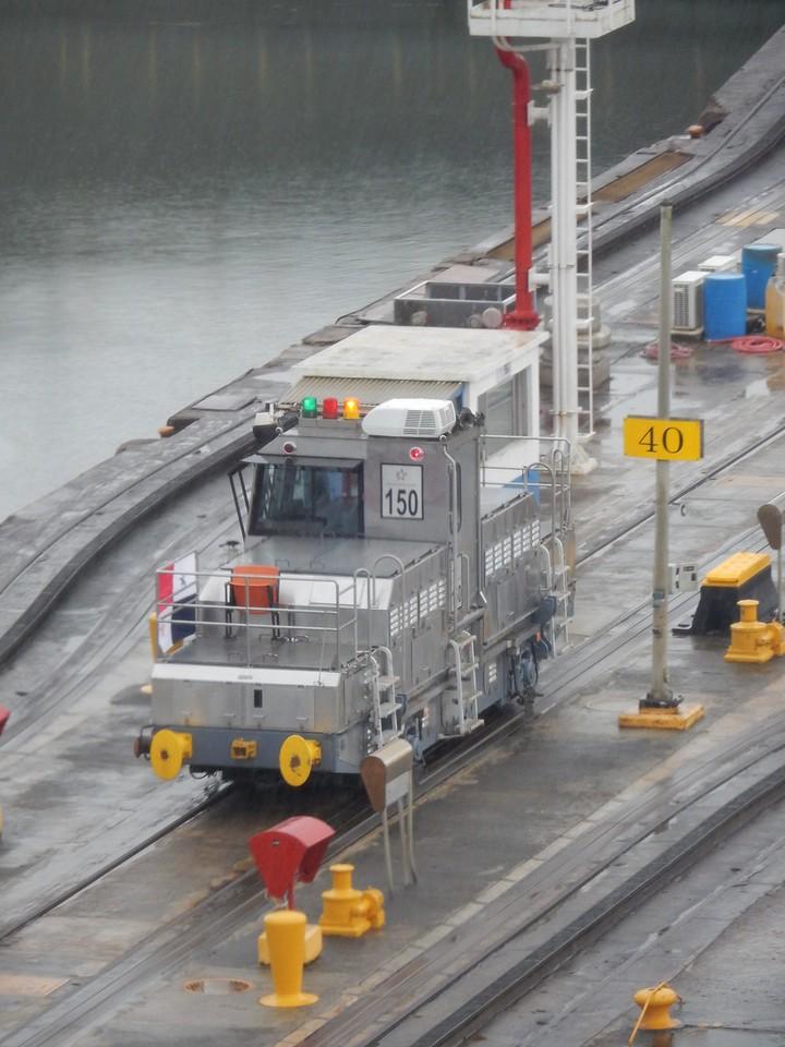 """Panama Canal """"Mule"""""""