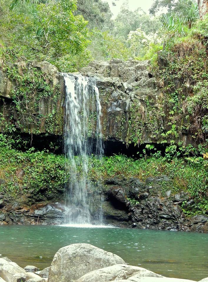 Waterfall, Maui, Hawaii