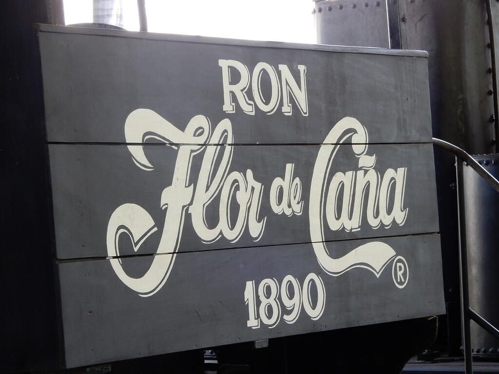 Flor de Cana Rum Factory, Nicaragua