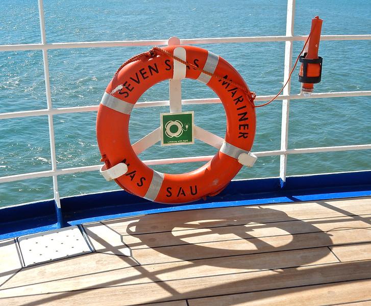 SS Mariner Life Ring