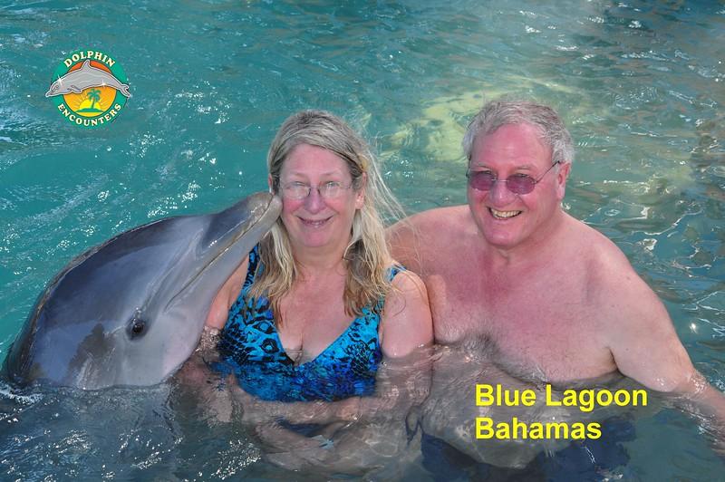 Dolphin Kiss, Nassau
