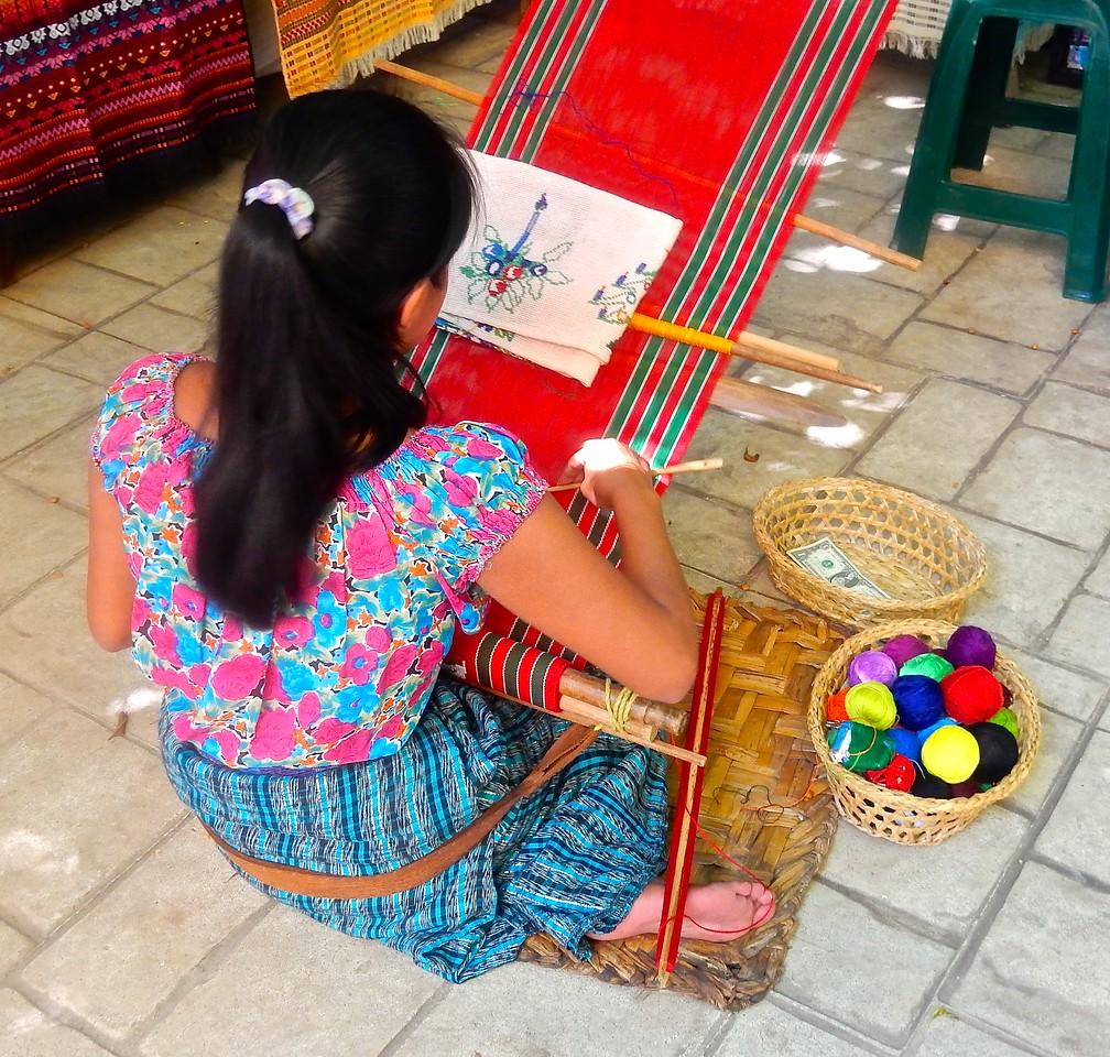 Guatemalan Weaving