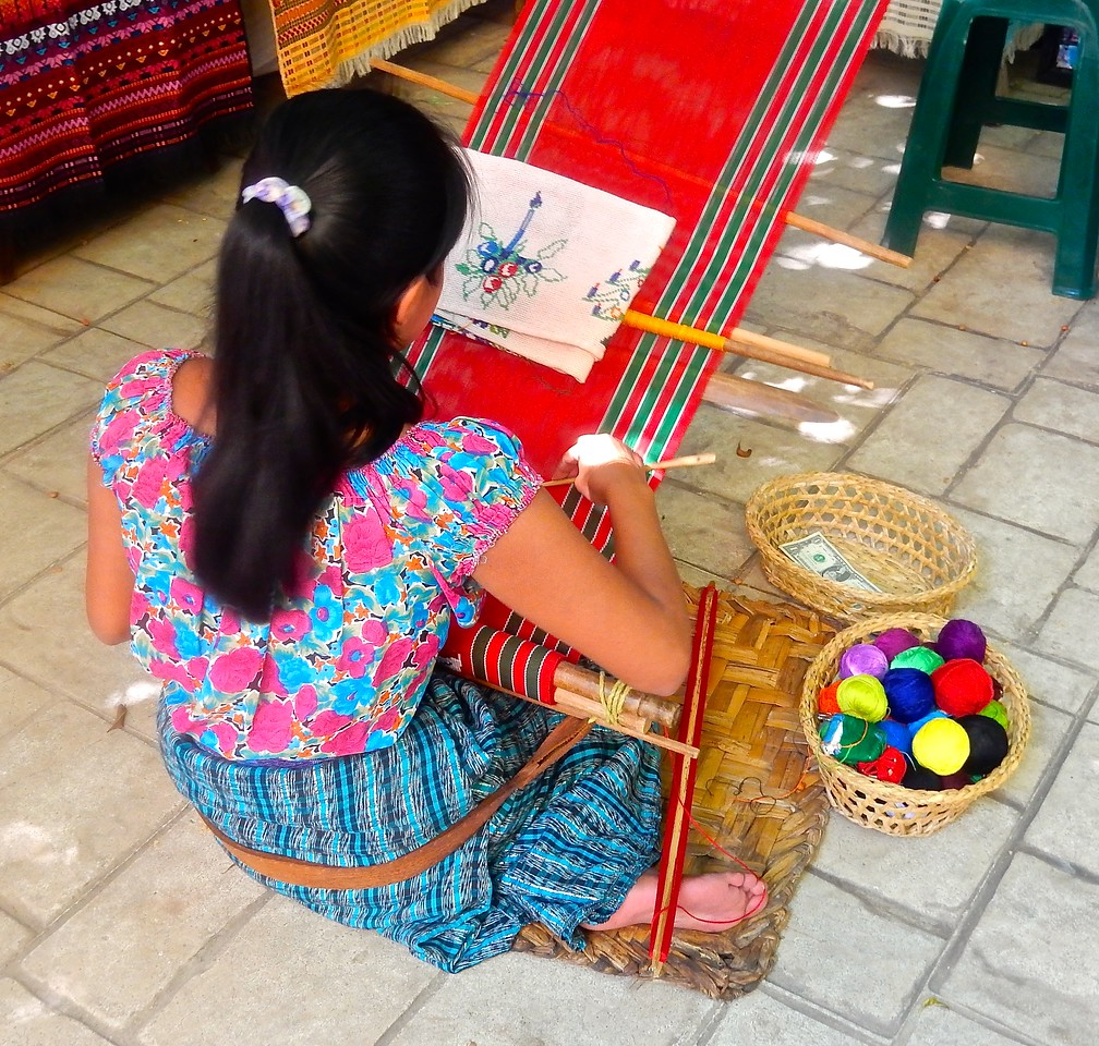 Guatemalan Weaving