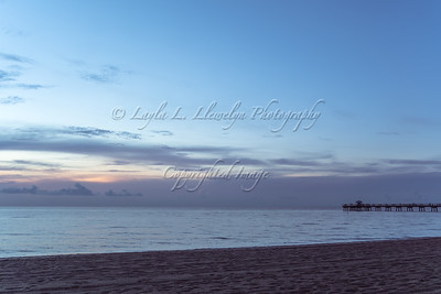 Morning at Lauderdale By The Sea