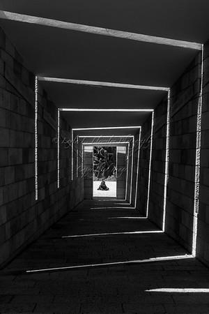 Day 56 (Photo 3 of 3) Holocaust Memorial Tunnel, Miami Beach