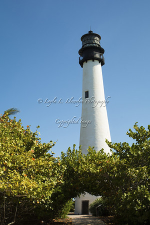 Day 45 (Photo 2) Cape Florida Lighthouse, Key Biscayne, Florida