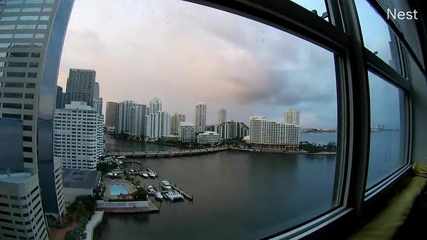 Hurricane Dorian's Impact on Miami 9/2 to 9/3