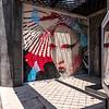 Wall art at Wynwood Arts District