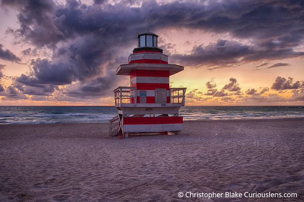 South Beach Lighthouse Tower