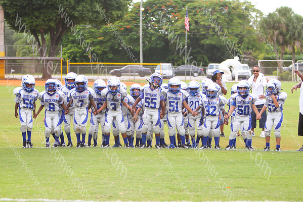 Miami Extreme League Football 2012 Season
