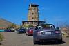 Miatas at Desert Tower.