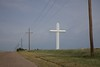 The 2nd largest cross in the Western Hemisphere, located in Groom, TX.