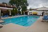 The pool at the El Rey Motel.