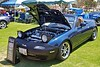 First Place Miata Class: Fred Santillo's 1997 STO Limited Edition