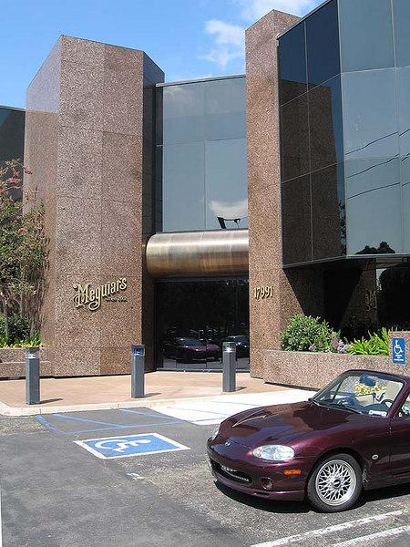 Meguiar's Corporate Headquarters in Irvine, CA.