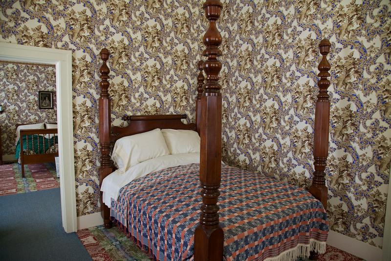 Day 2: President Lincoln's bedroom.