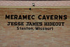 Day 3: Meramec Caverns.