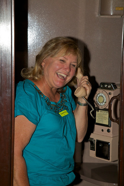 Day 7: Anyone remember what a pay phone looked like?