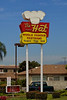 Day 14: The famous The Hat restaurant in Rancho Cucamonga, CA.  Too bad we had just had breakfast.
