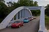 Day 6: The Rainbow Bridge near Riverton, KS.