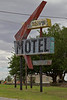 Day 7: Another Route 66 motor court motel of yesteryear.