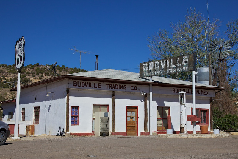 Day 10: Budville Trading Company in Cubero, NM.
