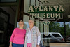 Day 1: Alice Robison (L) and Betty McLellan (R) at the Atlanta Museum were happy to see us and treated us like family.