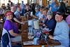 Day 14: Lunch at Bubba Gump's Shrimp Company on the Pier in Santa Monica, CA.
