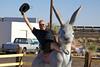 Day 11: Yee-haw!  Ride 'em Steve!