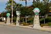 Day 14: More Route 66 signage in Rancho Cucamonga, CA.
