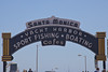 Day 14: After 14 days and more than 2,400 miles of driving, we reach the end of the trail at the Santa Monica Pier.
