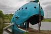 Day 6: The Blue Whale in Catoosa, OK.