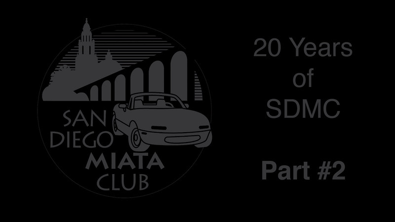 20 Years of SDMC Photo Slideshow (Part 2 of 3 parts)