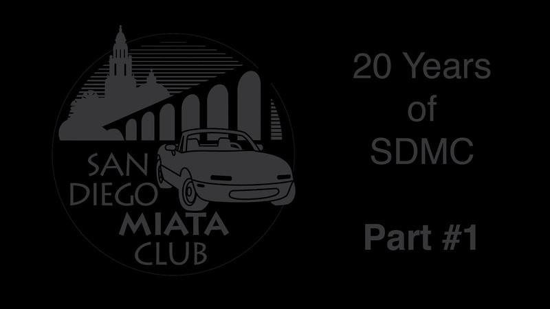 20 Years of SDMC Photo Slideshow (Part 1 of 3 parts)