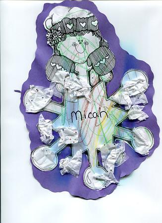 Micah Arts & Crafts 2011