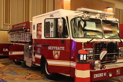 Fire Show - NE Assoc. Of Fire Chiefs, Foxwoods, CT - 6/22/18