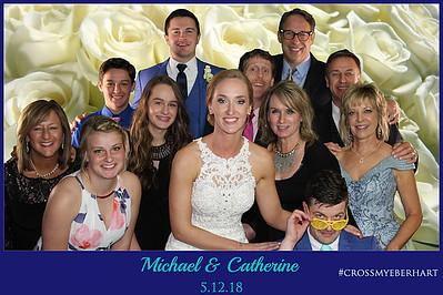 Michael & Catherine's Wedding 5-12-18