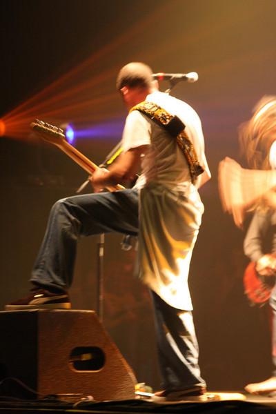 Michael Franti & Spearhead at The Wiltern - Los Angeles, CA 10/10/09
