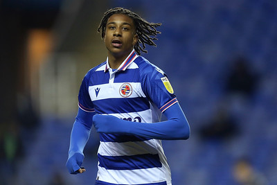 Reading FC v Brentford  - The EFL Sky Bet Championship 20/21