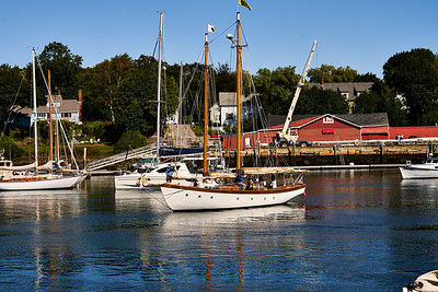 Camden Harbor, Maine